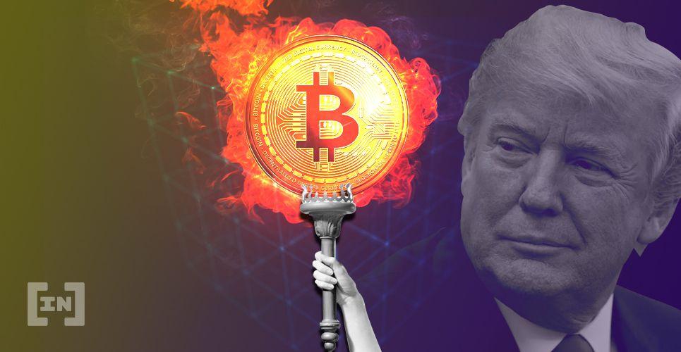 Bitcoin BTC Trump
