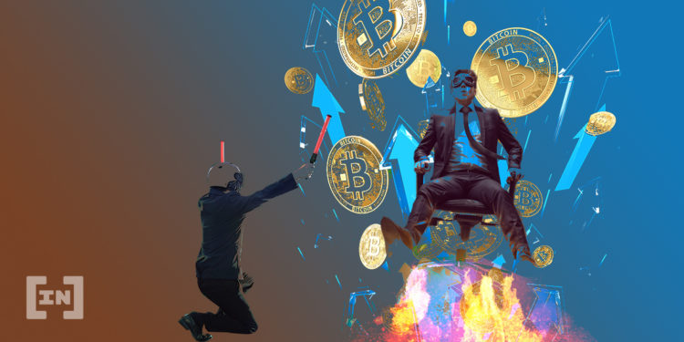 Bitcoin (BTC) odzyskuje 38 000 USD po masywnym wybiciu