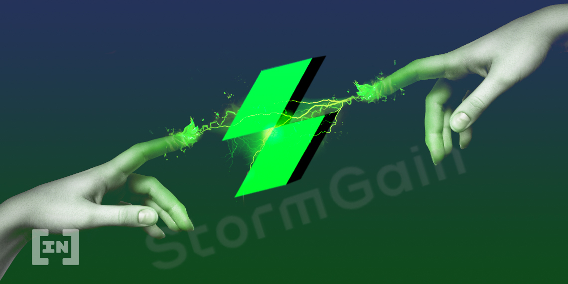 stormgain Cloud mining co to
