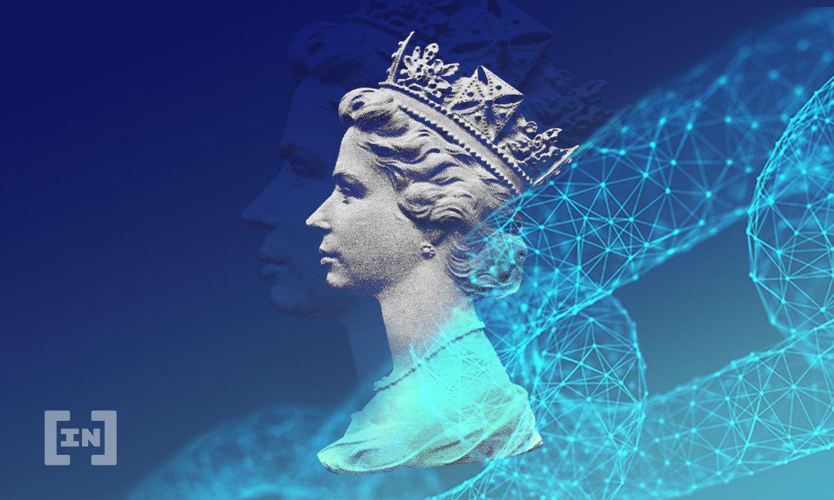 Królowa jest zainteresowana technologią blockchain