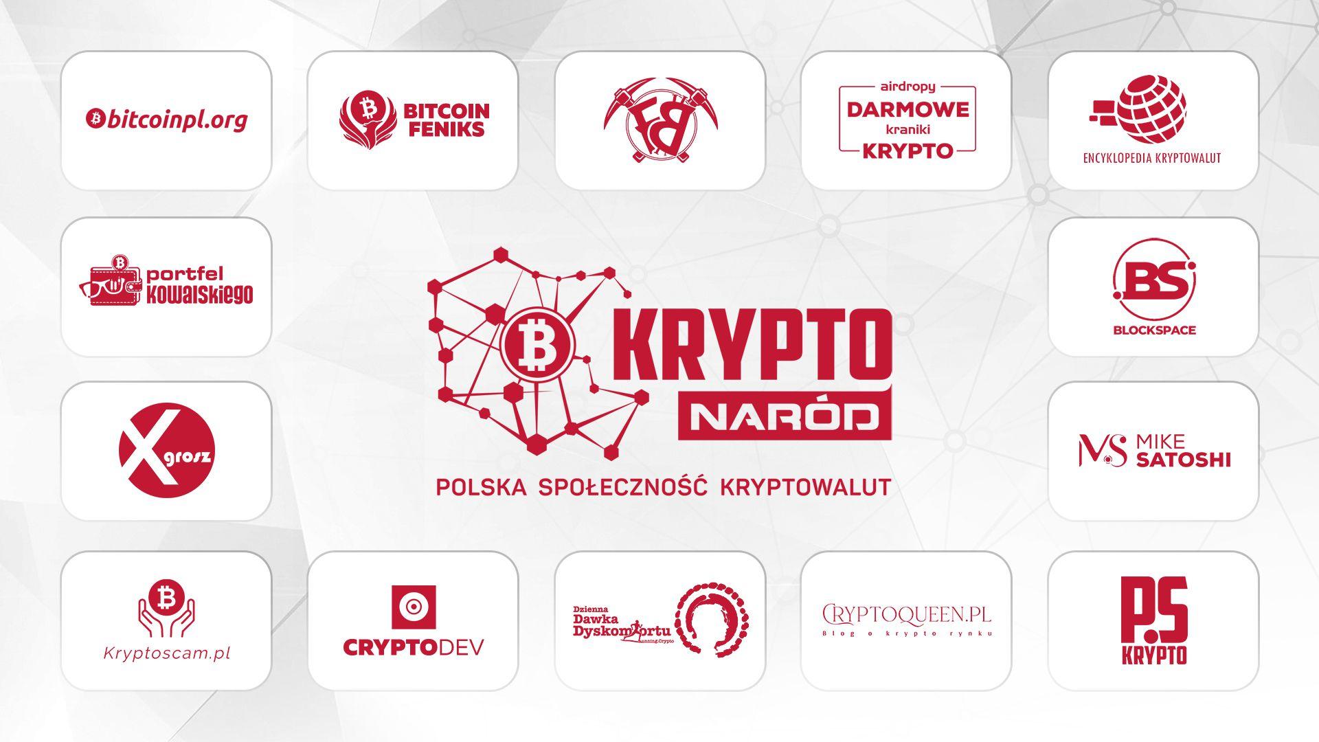 BeInCrypto Polska partnerem medialnym Krypto-Narodu