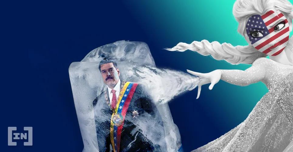 Wenezuela: pracownicy służby zdrowia otrzymują od USA pomoc w USDC