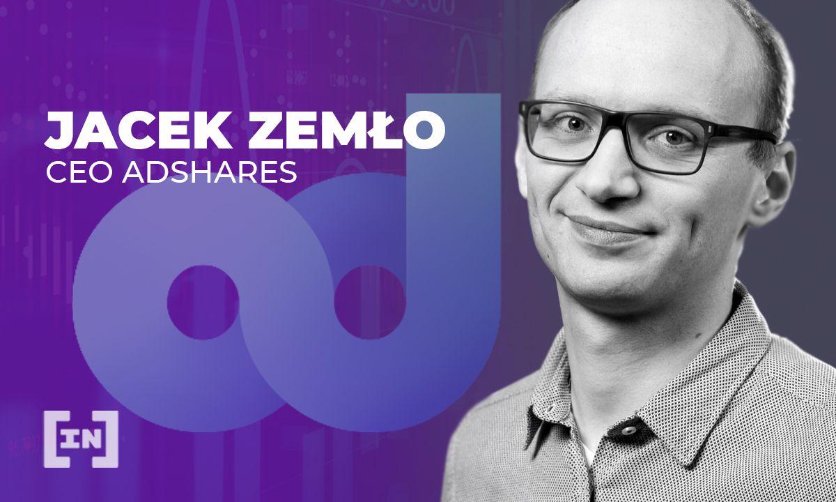 Adshares: ekosystem dla reklam z własną kryptowalutą – wywiad z Jackiem Zemło