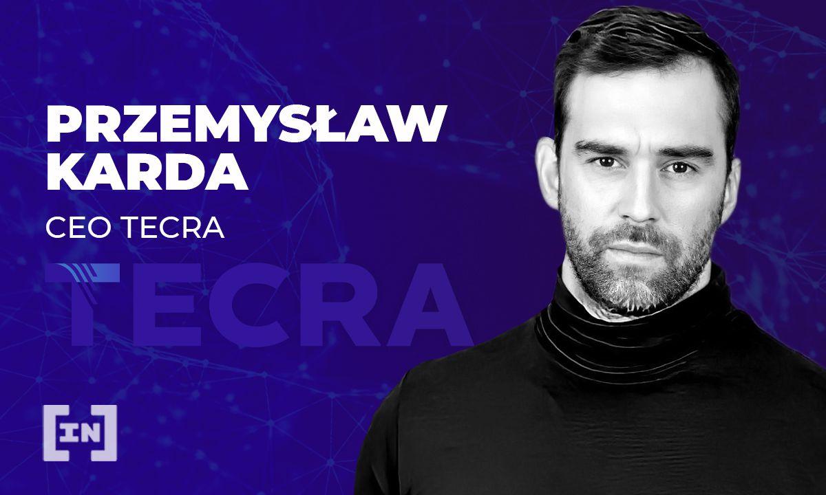 Tecra: startupy tworzą nową rzeczywistość – wywiad z Przemysławem Kardą