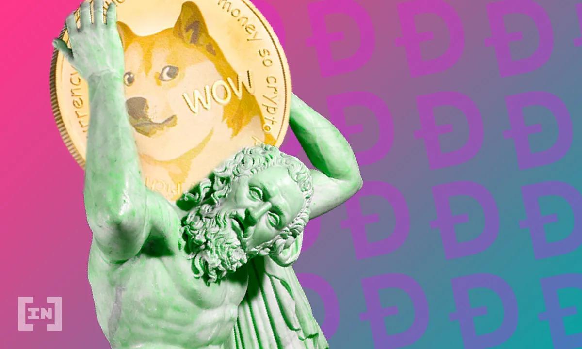 Szaleństwo Dogecoin. Wyprzedza inne aktywa a nawet instytucje