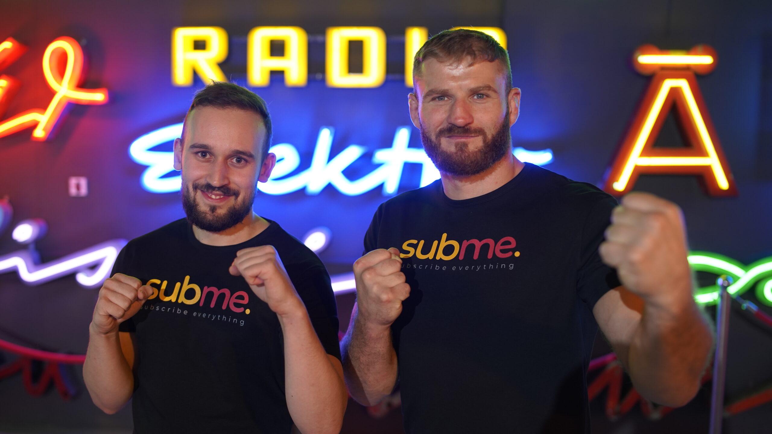 Jan Błachowicz i Subme